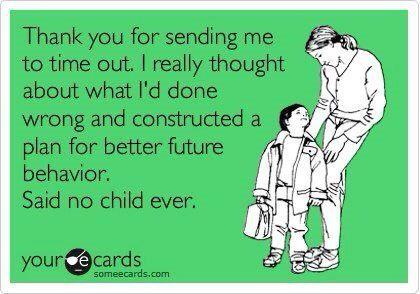 Said no child ever!