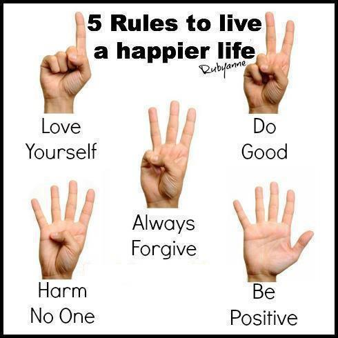 Five Rules to Succeed as a Parent