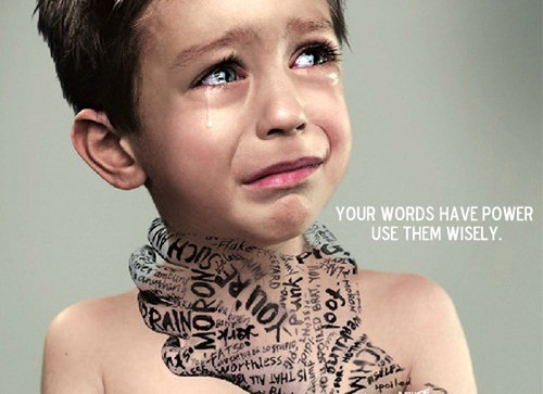 Words have Power, use them Wisely