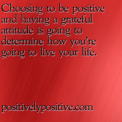 Gratefulness!