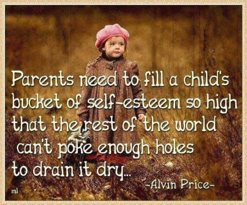 Your Child's Self-Esteem