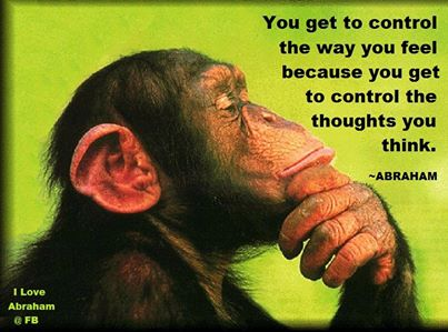 Thoughts are things!